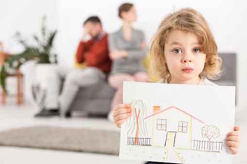 Child Bill of Rights in Divorce