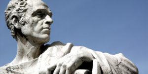 Statue in Rome